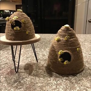 Bee hives, BeeHives, Honey bees, home decor